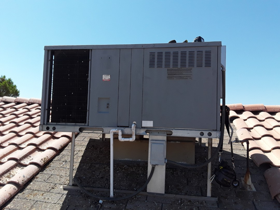 Henderson, NV - Comfortmaker gas package system tune-up