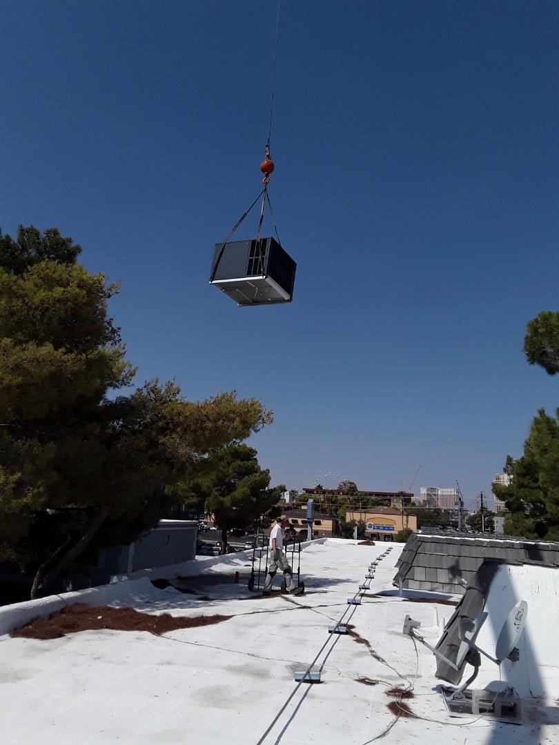 Las Vegas, NV - New Heatpump system