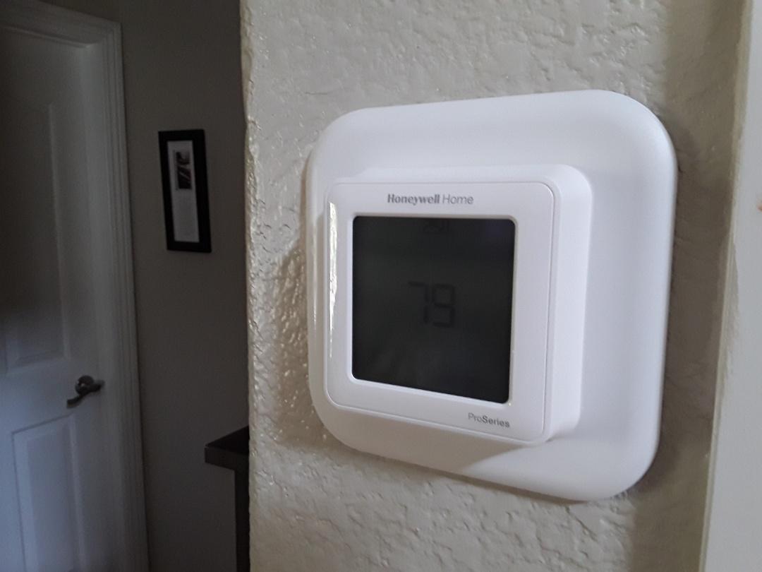 Las Vegas, NV - New honeywell t6 wifi pro installed!