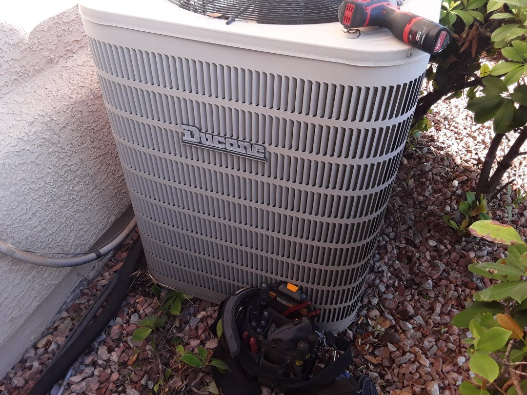Henderson, NV - Heating and cooling check up.