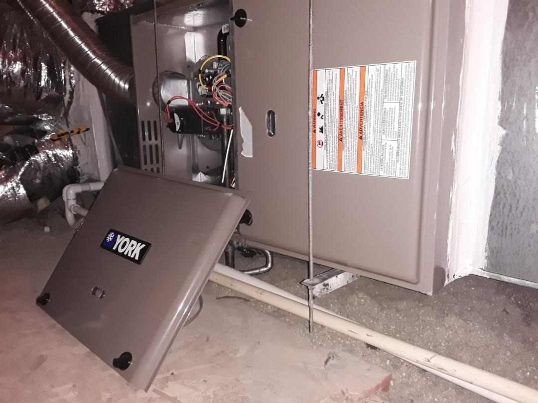 North Las Vegas, NV - York heating tune up