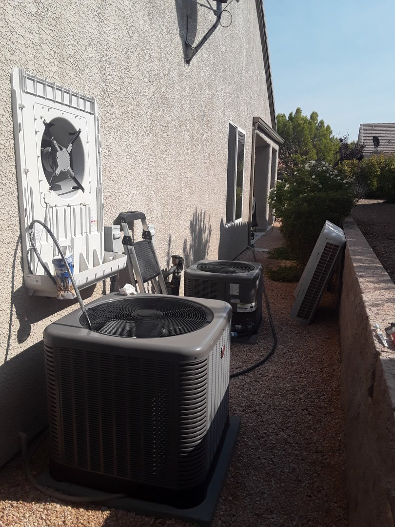 Henderson, NV - Air condition and furnace service