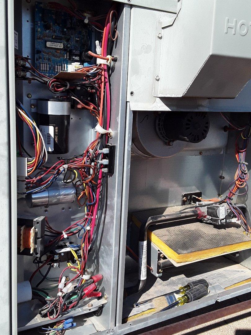 Las Vegas, NV - Heating check up. American standard unit