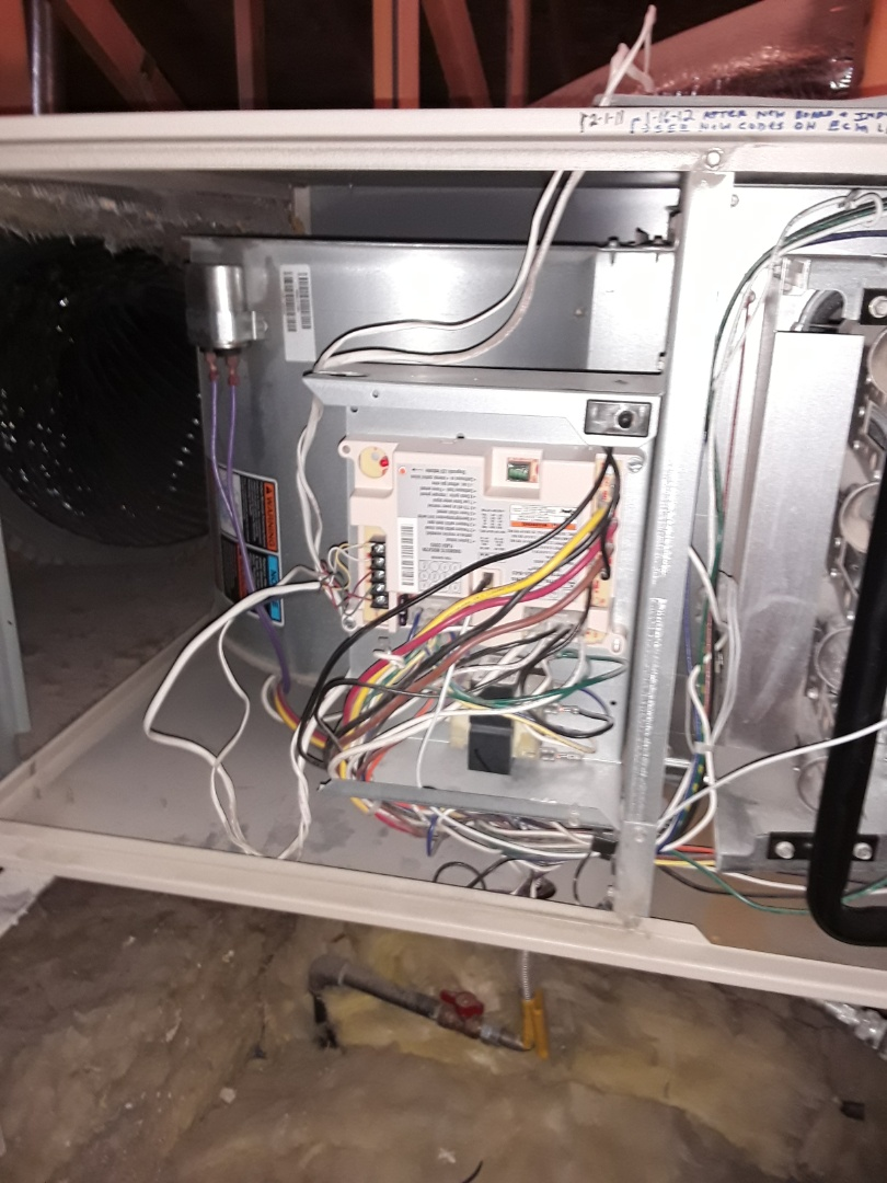 North Las Vegas, NV - Lennox system furnace evaluation