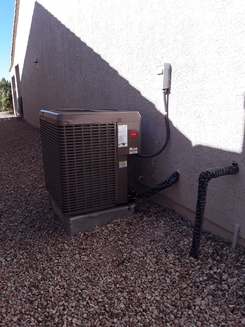 North Las Vegas, NV - New system Replacement Aliante sun city