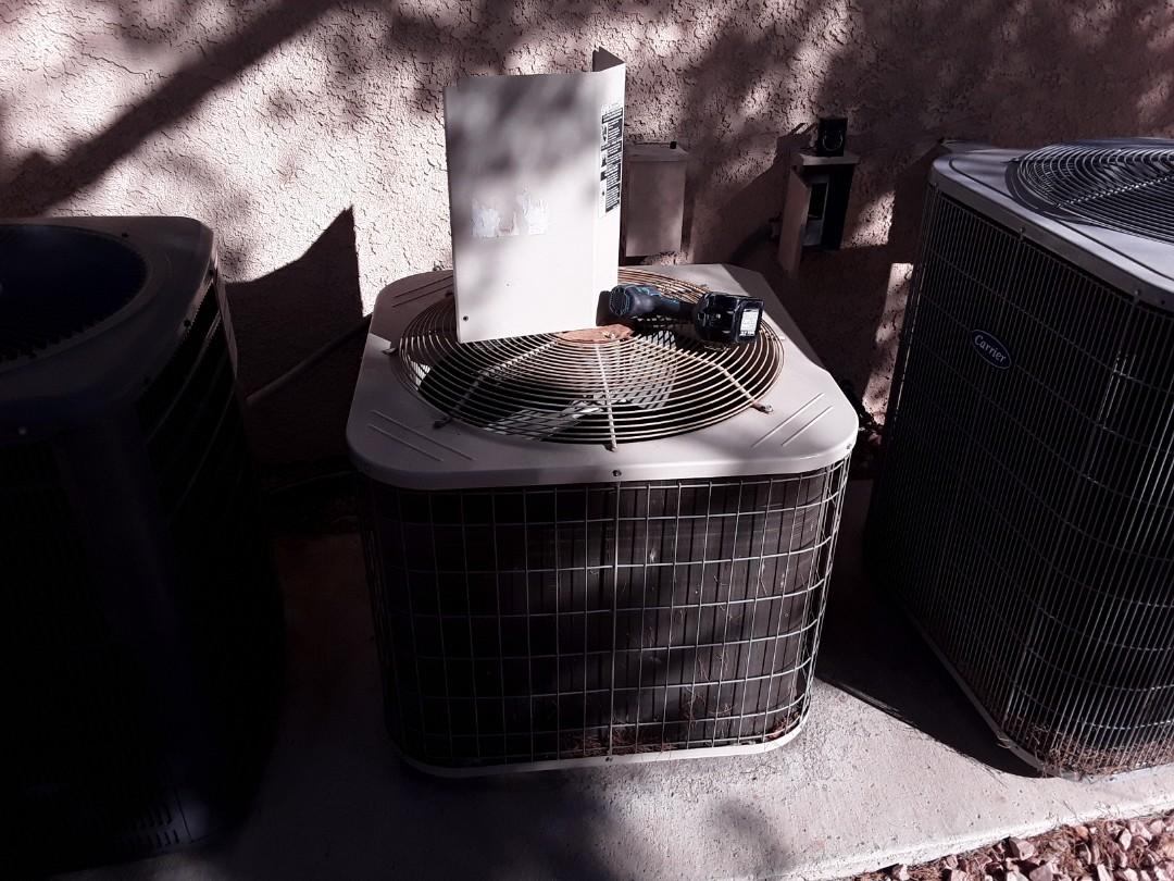Henderson, NV - Carrier heating repair in Henderson