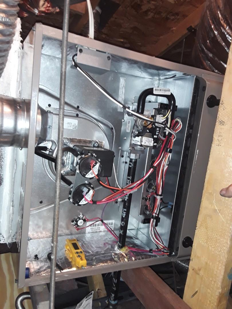 Las Vegas, NV - Brand new furnace a Air Conditioner York system