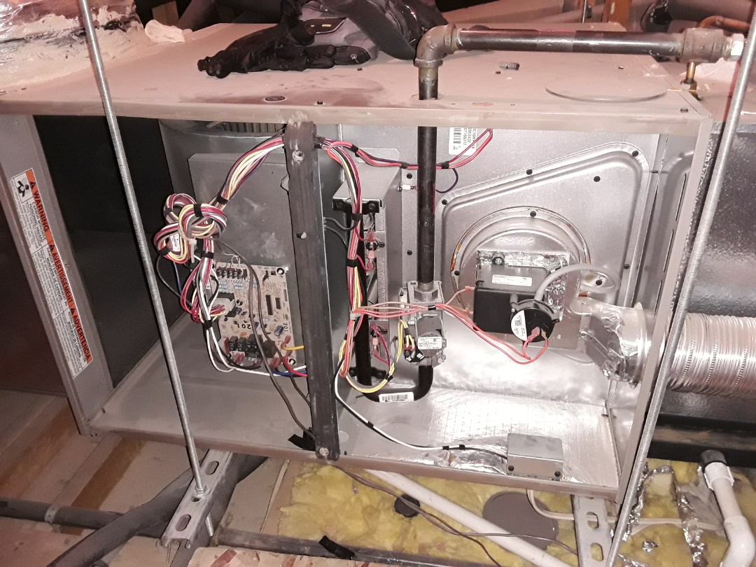 Las Vegas, NV - York gas furnace heating tune-up