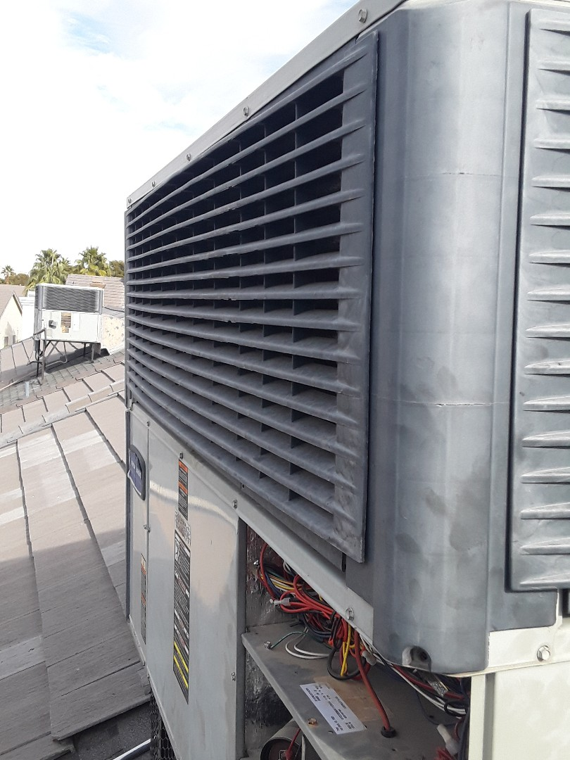 Henderson, NV - Performed heating tune up on gas package unit.
