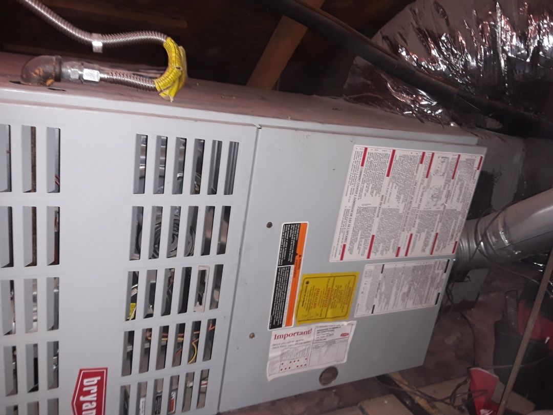 Henderson, NV - Removing old system and installing a york unit