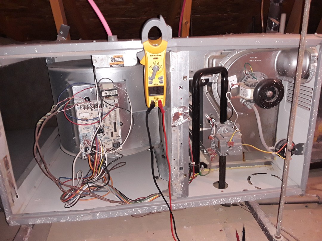 Henderson, NV - ICP gas  furnace heating tune-up and maintenance in Henderson!