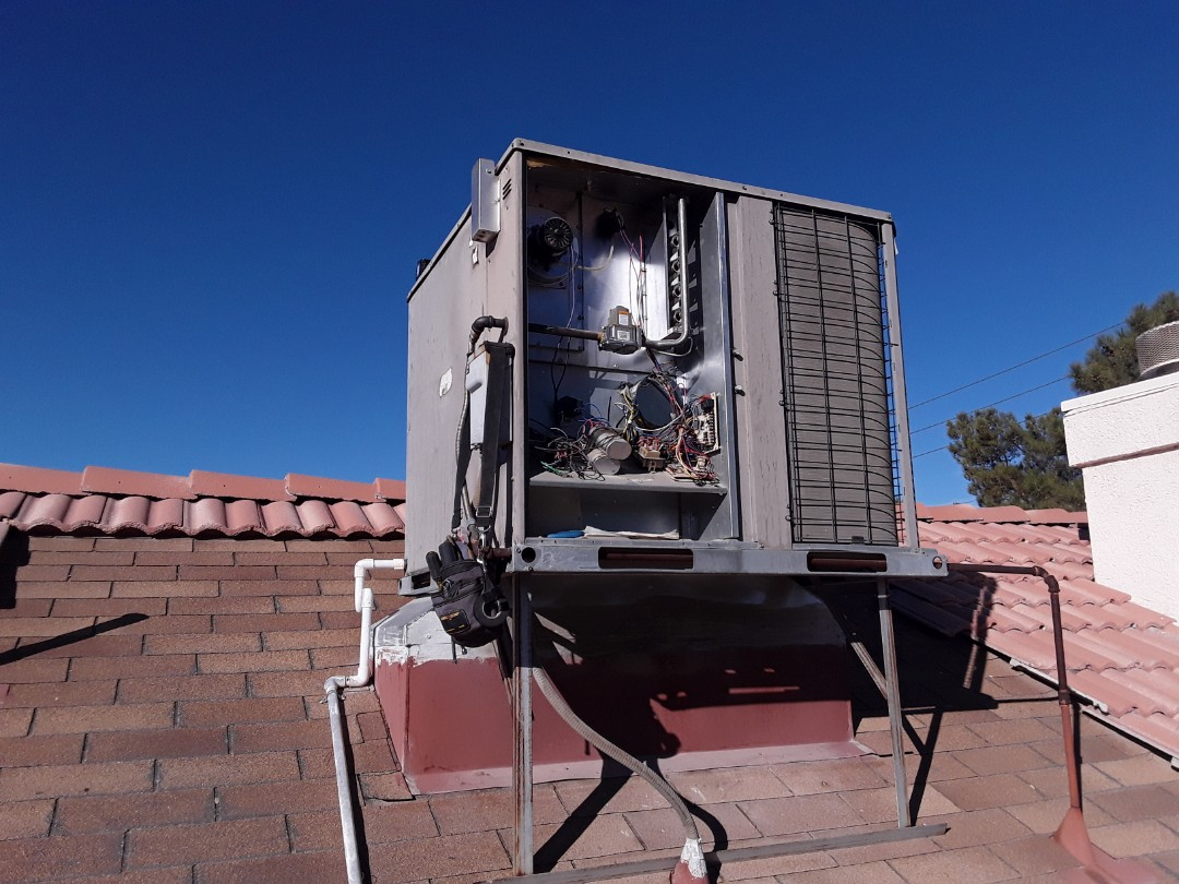 Las Vegas, NV - York gaspack heating tune-up