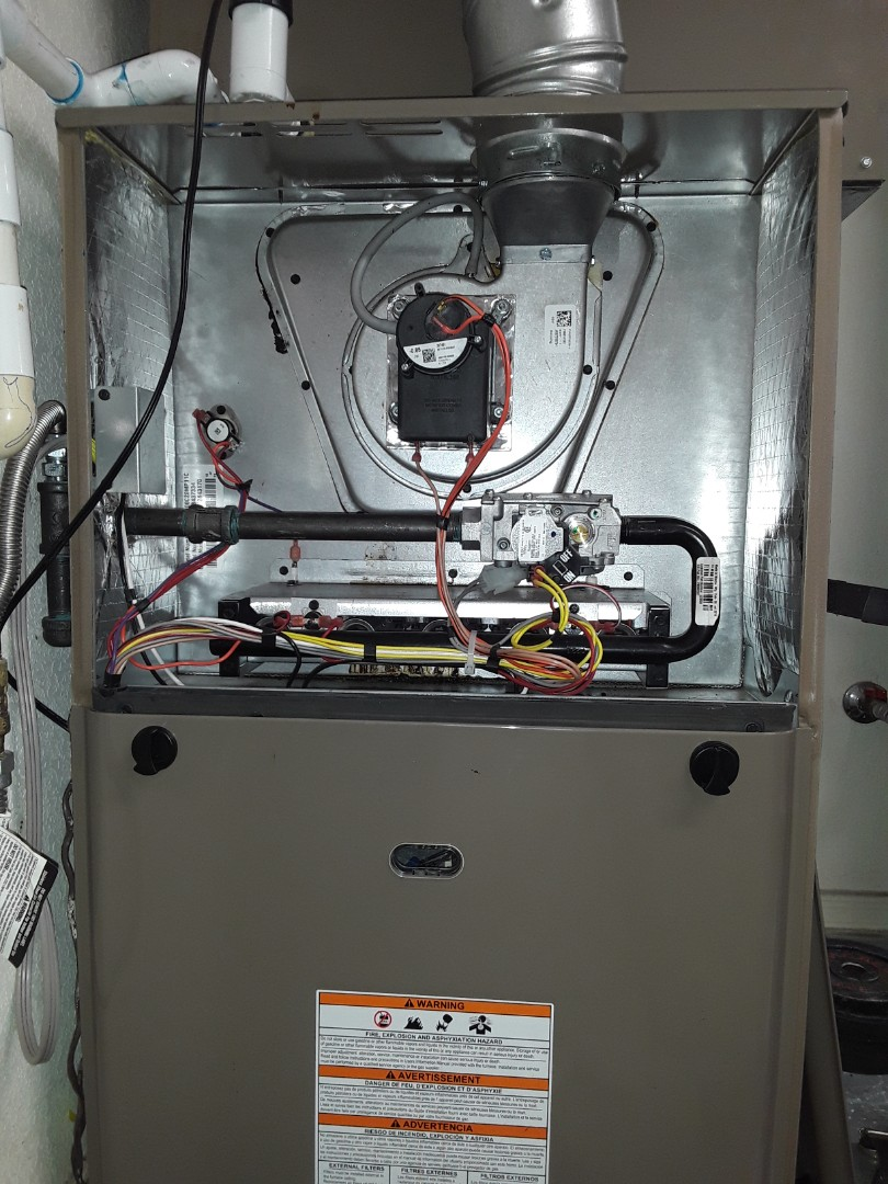 Las Vegas, NV - York gas split system heating and cooling tune-up in sun city summerlin Las Vegas!!