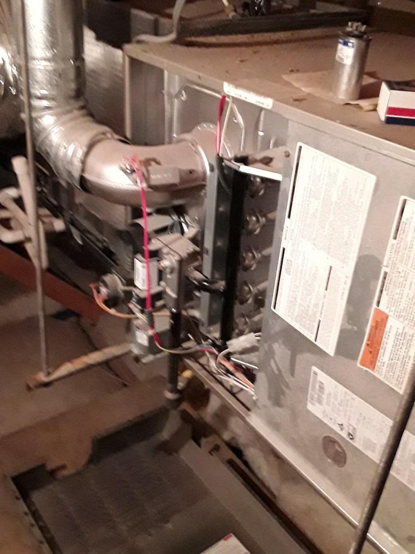 Las Vegas, NV - Furnace check up service and safety inspection