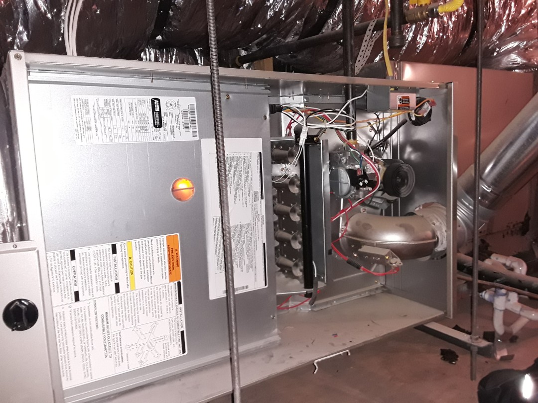 Henderson, NV - Bryant gas furnace heating tune-up in Henderson