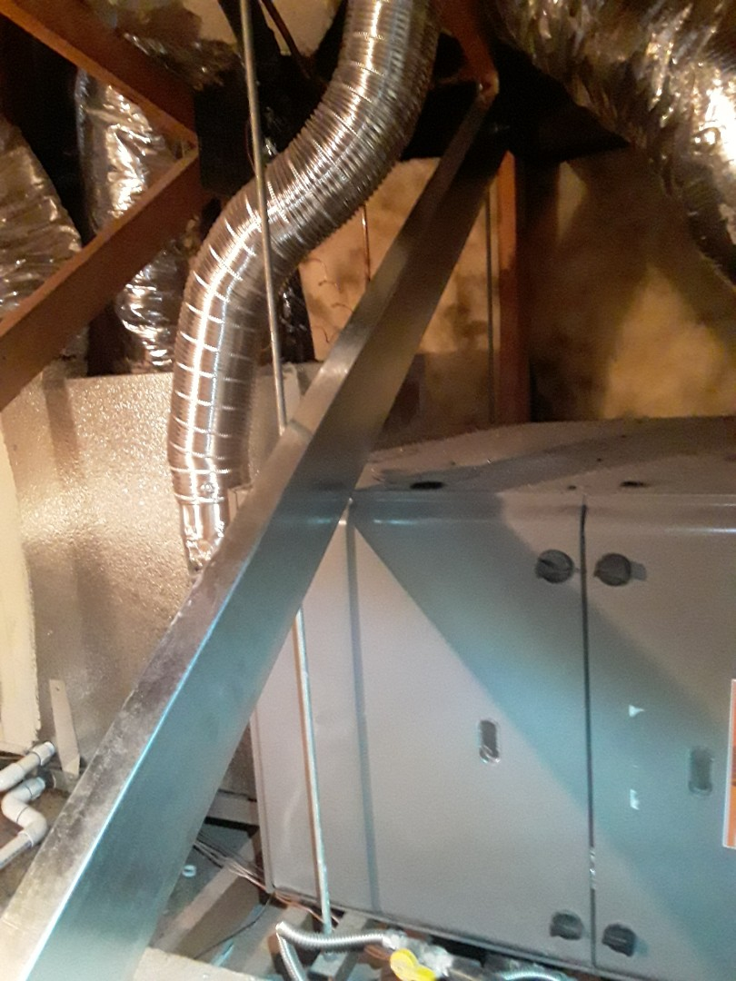 Henderson, NV - York unit service and safety inspection