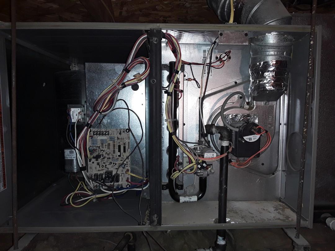 North Las Vegas, NV - York gas furnace repair in North Las Vegas