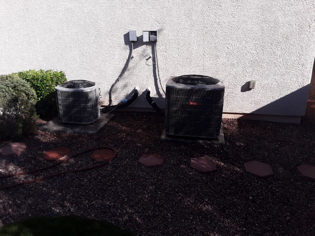 North Las Vegas, NV - Bryant ac system tune-up and maintenance in north las Vegas!!