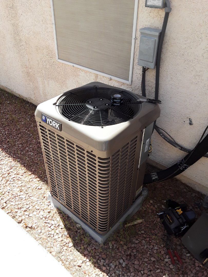 Henderson, NV - York system ac and heating tune-up in Henderson