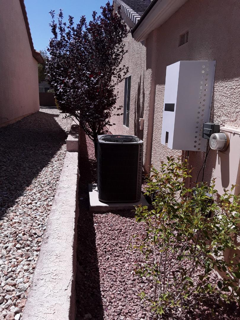 Henderson, NV - York AC system maintenance and tune-up in Henderson sun city anthem