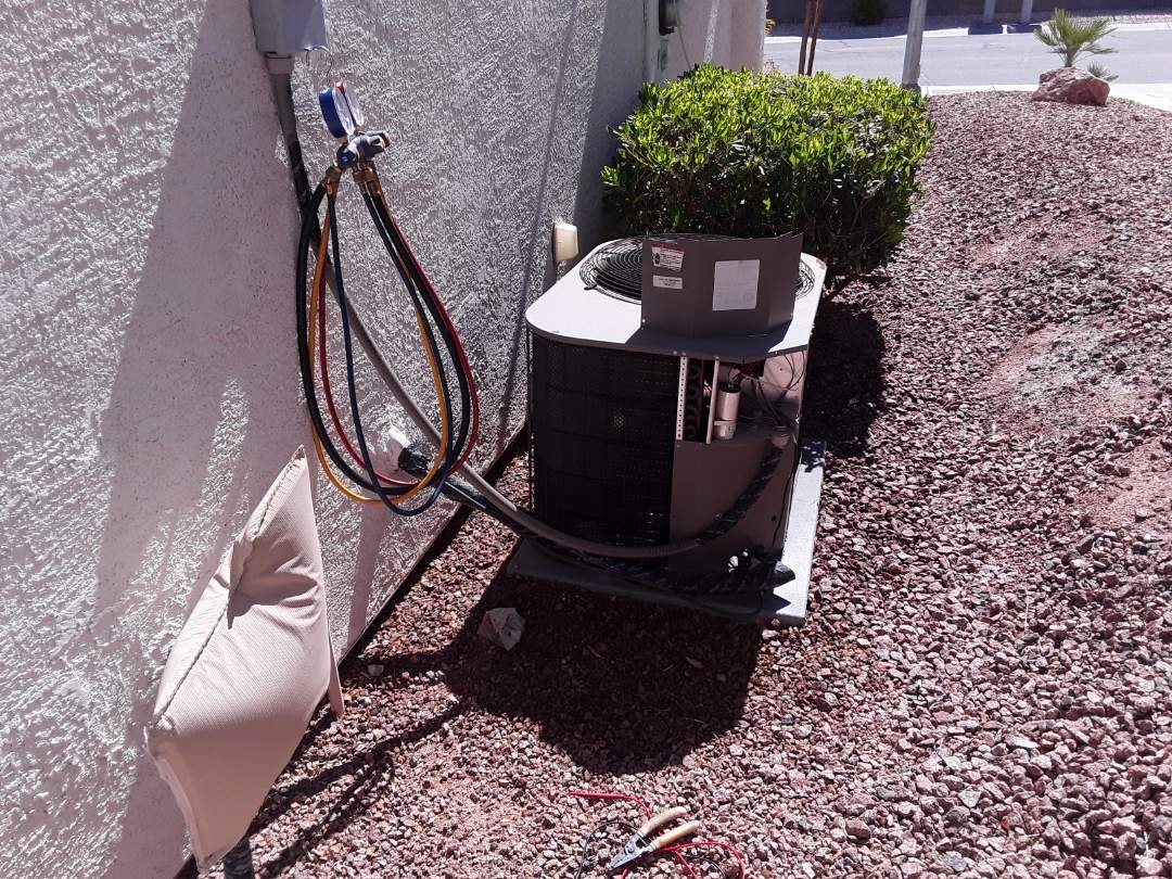 Henderson, NV - York AC system maintenance and tune-up in Henderson