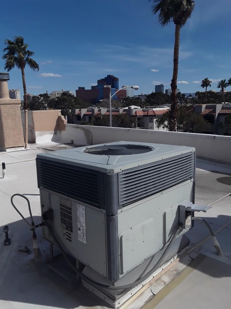 Las Vegas, NV - System maintenance and safety inspection