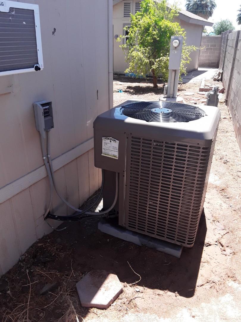 Las Vegas, NV - York AC and heating system tune-up maintenance service repair in las Vegas