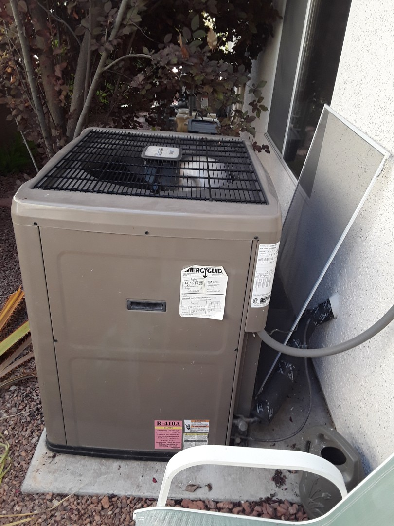 Las Vegas, NV - Repair York system AC and safety inspection