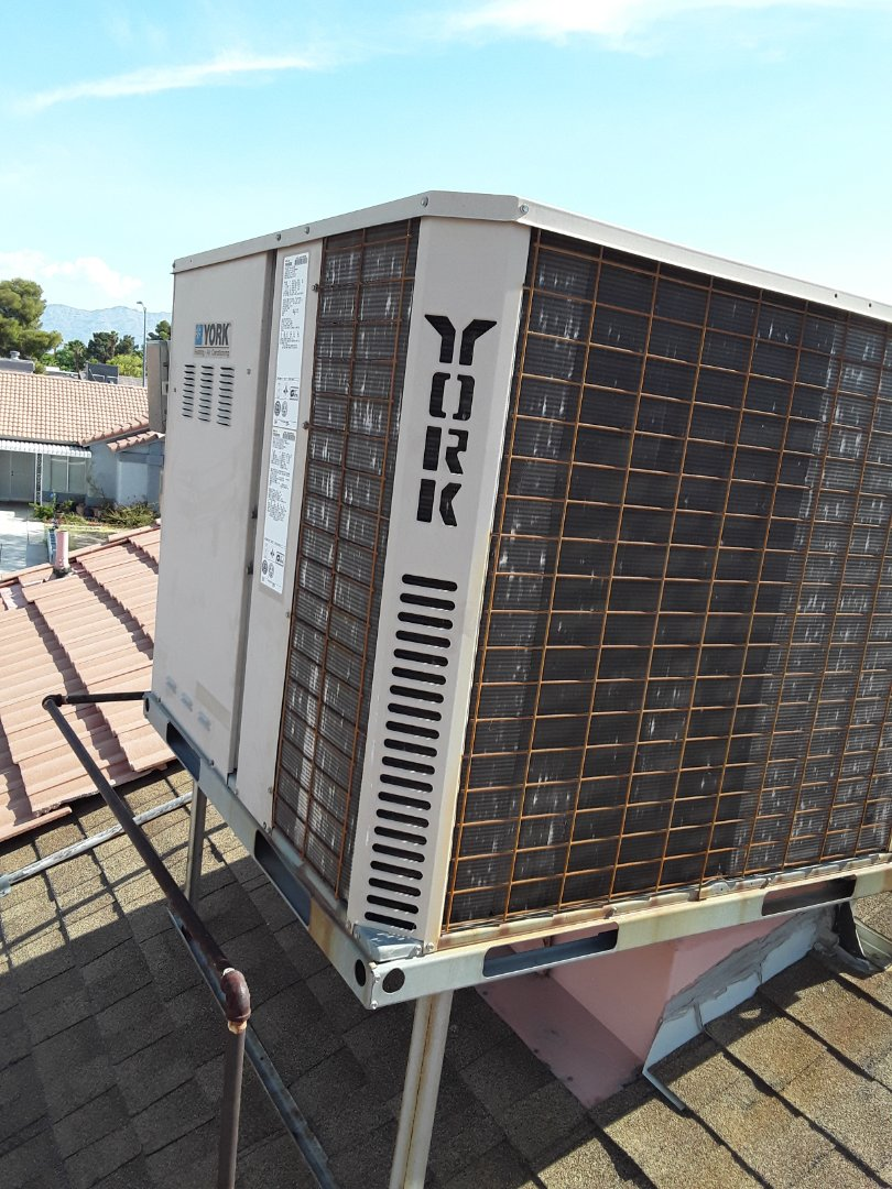 Las Vegas, NV - System replacement York unit