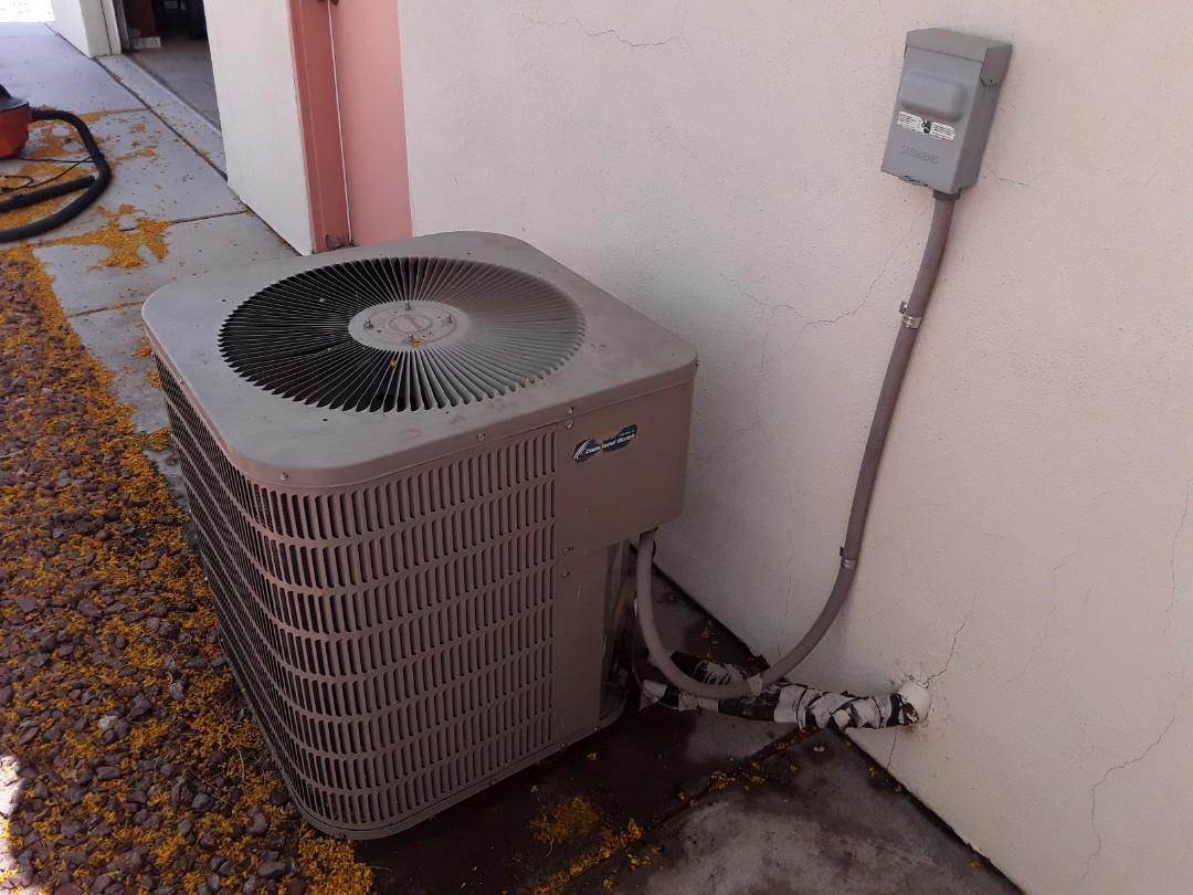 Las Vegas, NV - Goodman York AC Heating tune up service maintenance in Las Vegas