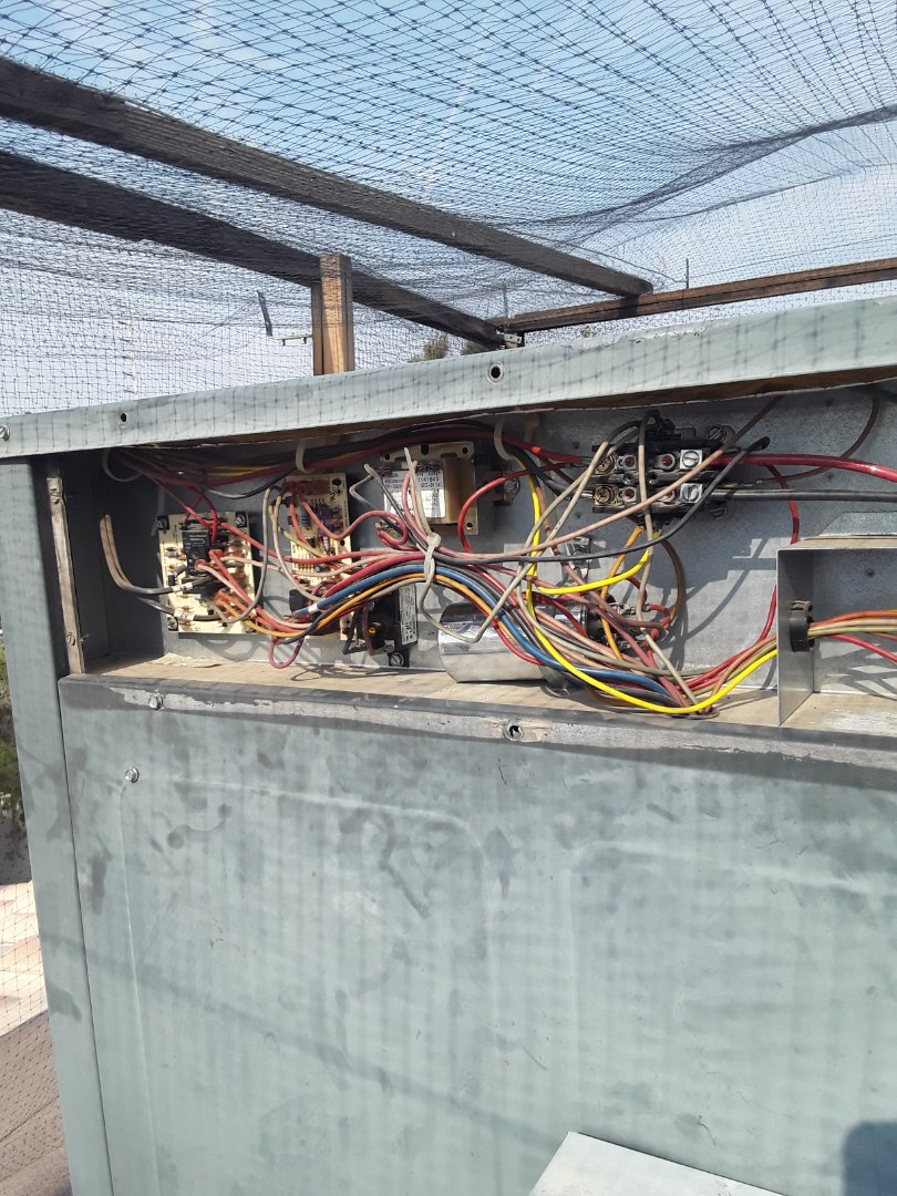 Henderson, NV - AC repair Goodman system.
