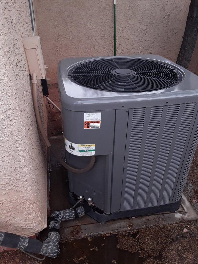 North Las Vegas, NV - AC repair Rheem system