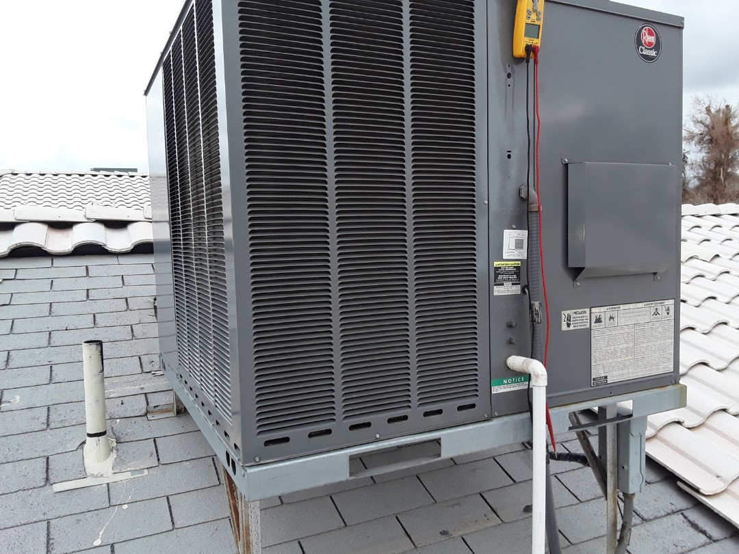 Henderson, NV - Rheem ac tune up and cleaning in Henderson