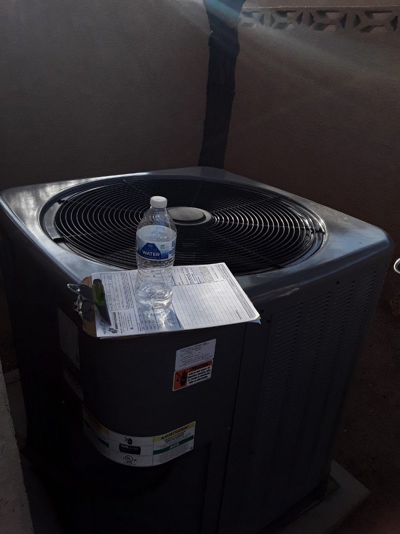 Henderson, NV - AC system check on possible break down