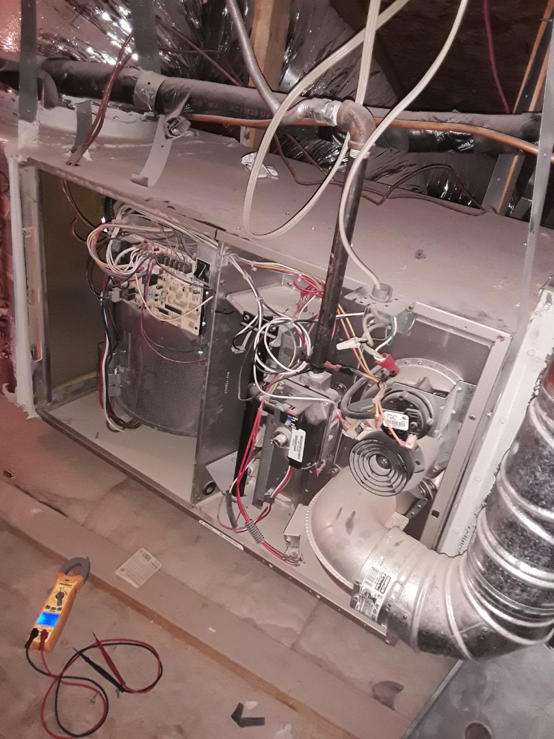 North Las Vegas, NV - AC tune up and safety inspection