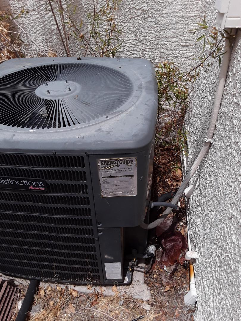 Henderson, NV - Goodman Amana AC air conditioning system service repair cooling in Henderson green valley