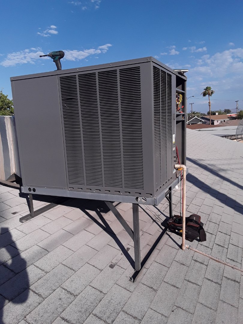 North Las Vegas, NV - Rheem system service and safety inspection repair