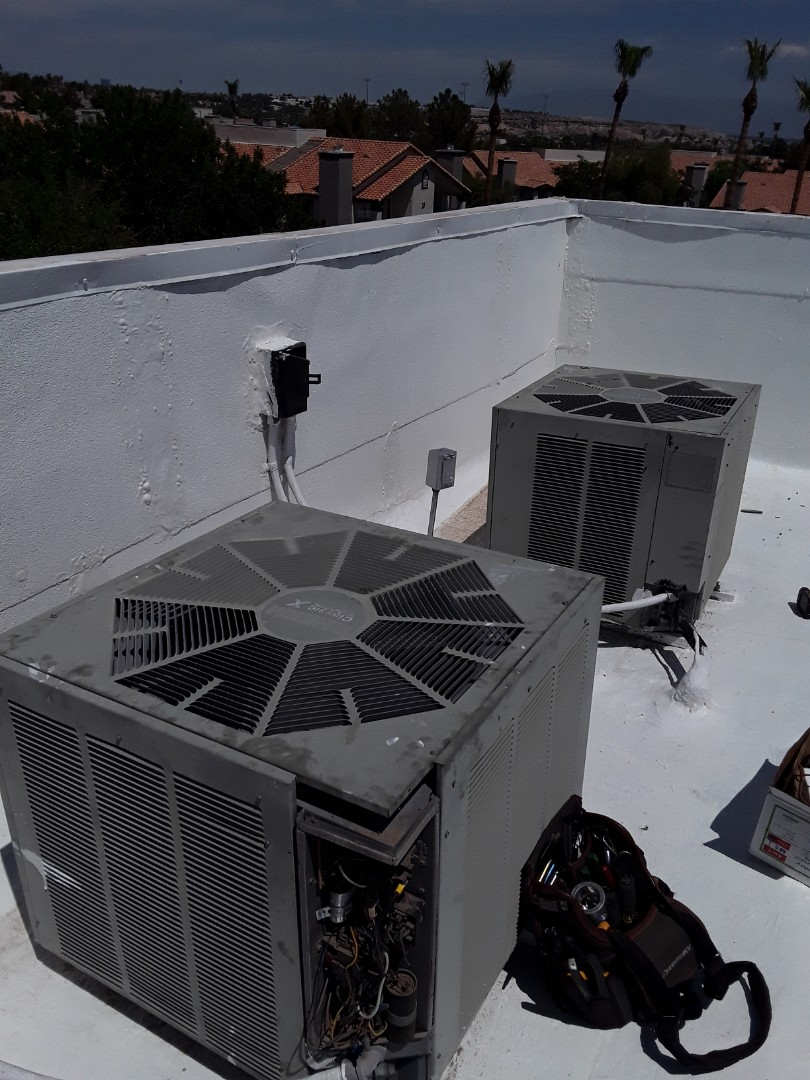Henderson, NV - Rheem AC repair