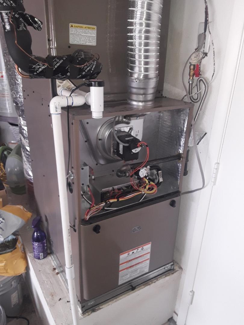 North Las Vegas, NV - York System AC blower motor repair service in Las Vegas