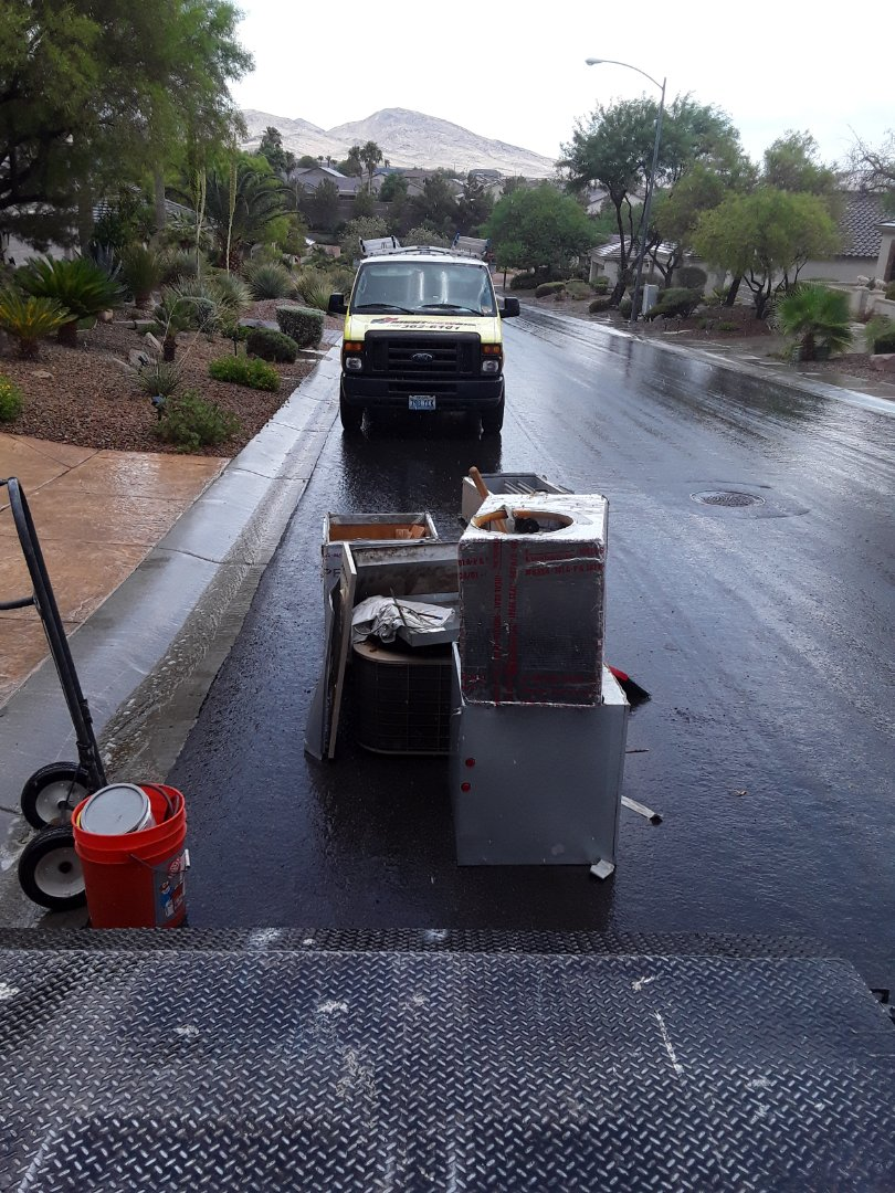 Henderson, NV - New system replacement York units