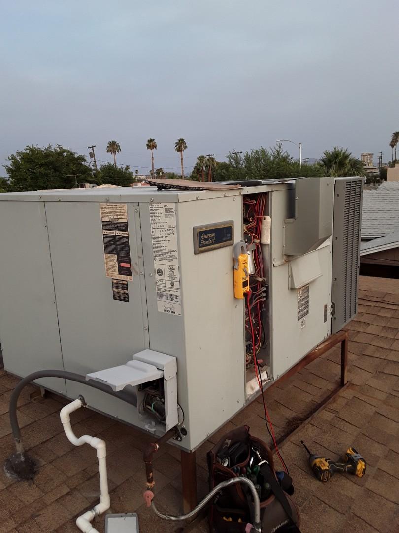 AC repair American standard