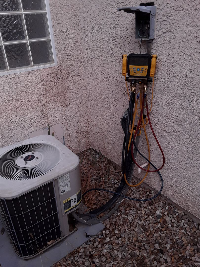 Las Vegas, NV - AC and furnace replacement York units