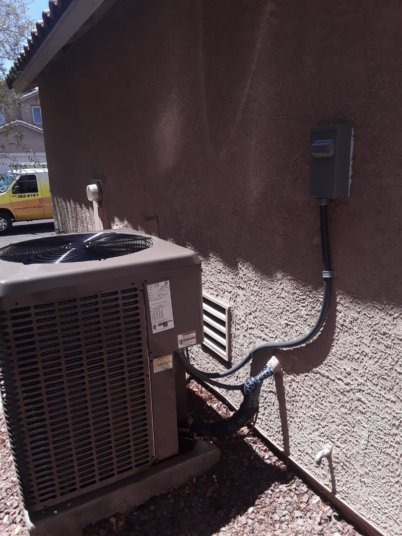 Las Vegas, NV - AC tune up and safety inspection York System