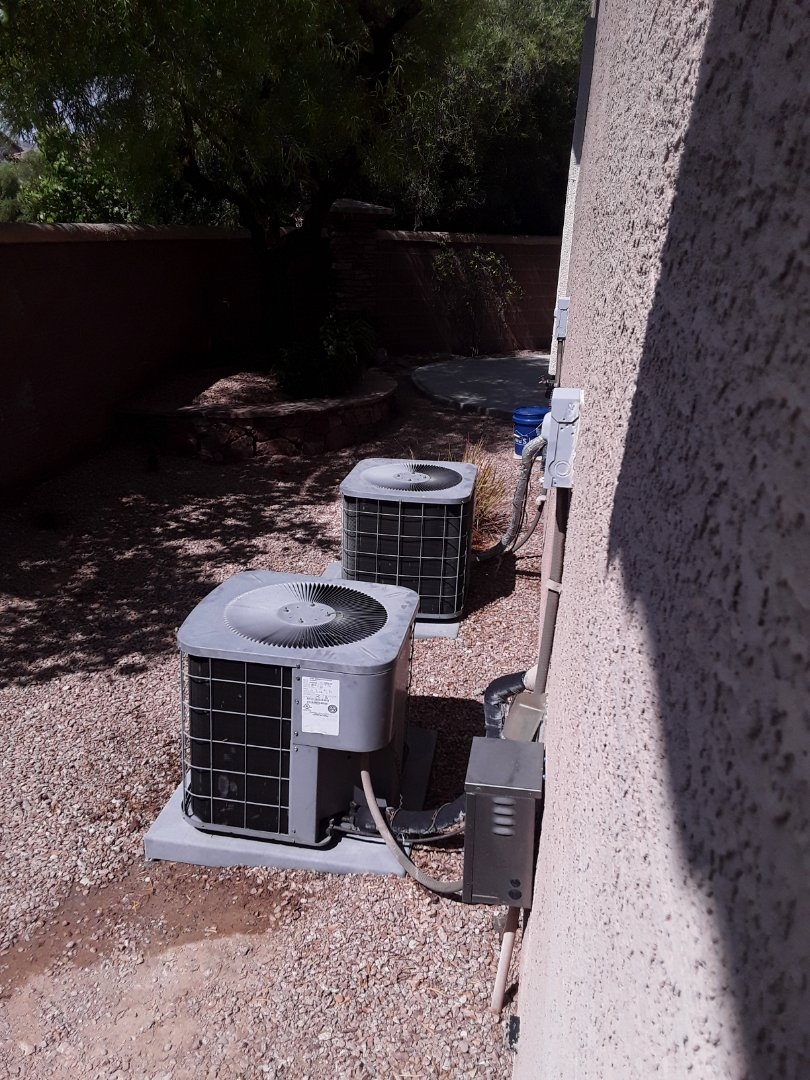 Las Vegas, NV - AC repair and safety inspection.
