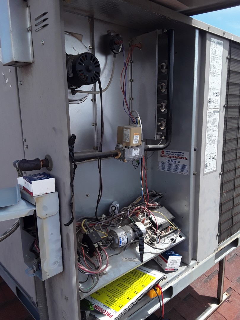 Las Vegas, NV - AC REPAIR YORK SYSTEM  and safety inspection