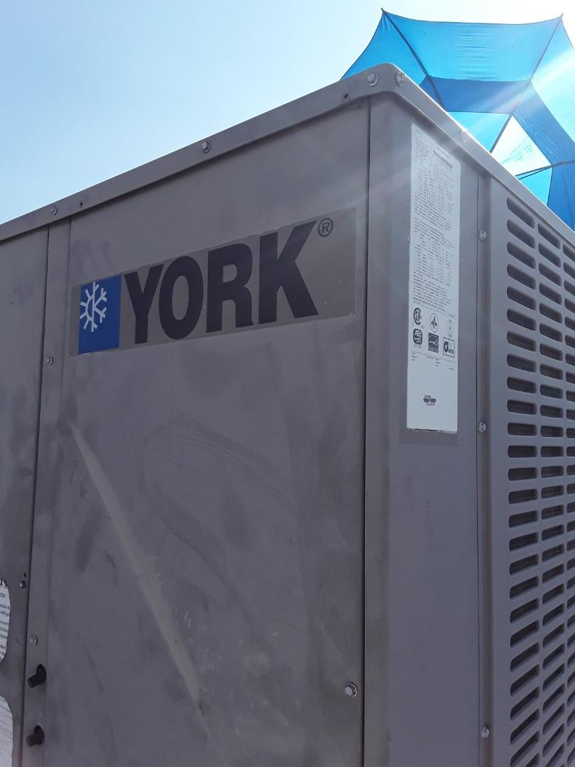 Las Vegas, NV - York heat pump package system AC repair service blower motor repair