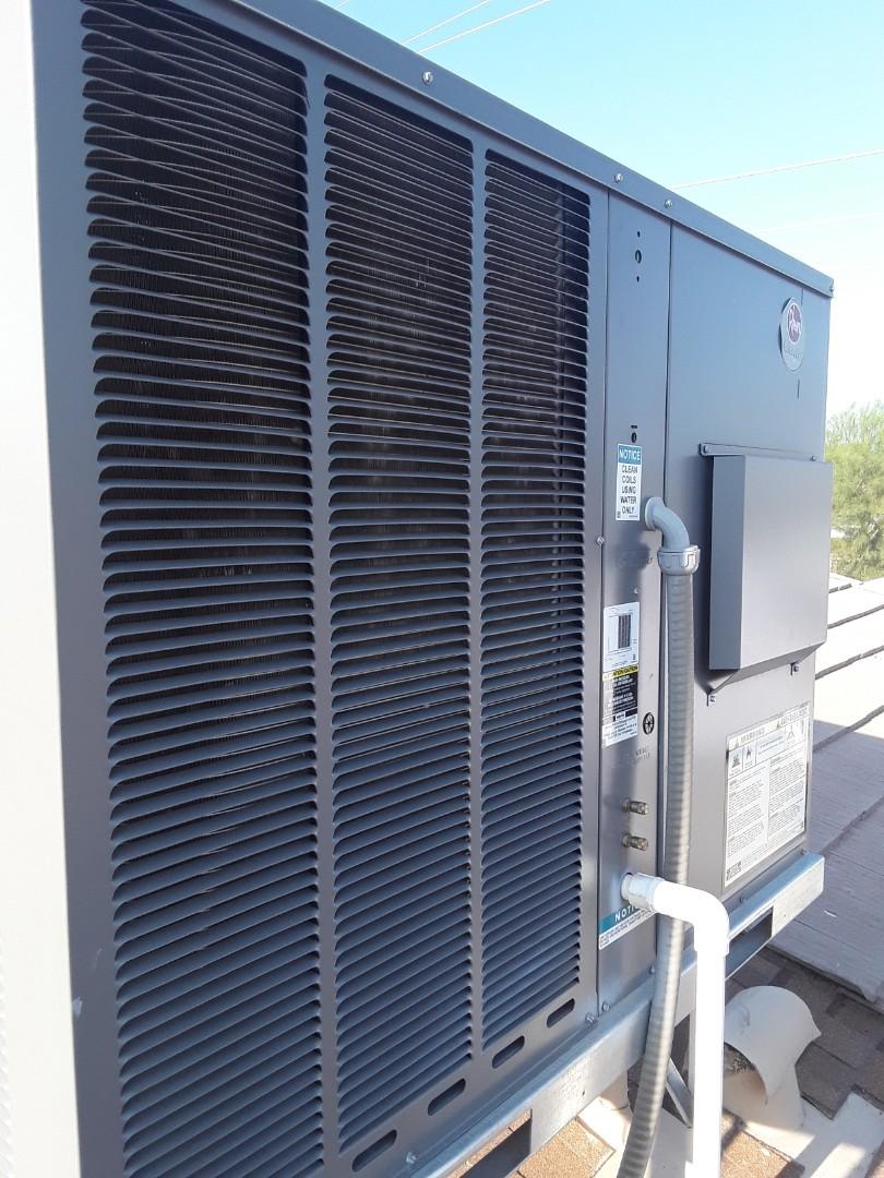 Las Vegas, NV - AC repair and inspection Rheem system