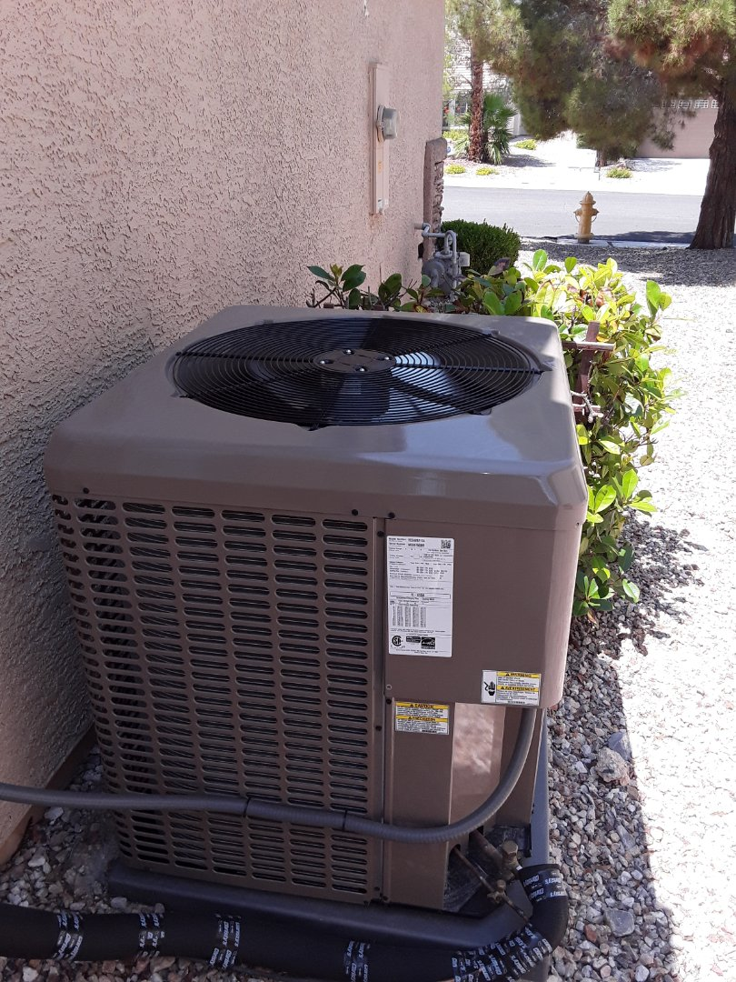 Las Vegas, NV - York heating and cooling tune up maintenance and service in las vegas