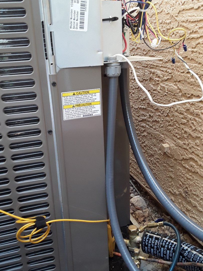 Las Vegas, NV - AC System replacement and Furnace