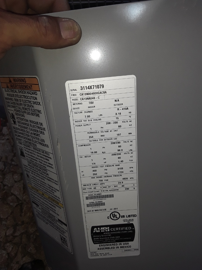 Las Vegas, NV - AC repair and safety inspection